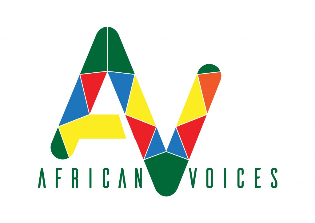 african voices multi colored